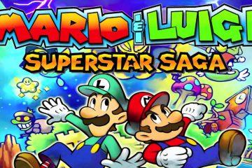Baixar Mario e Luigi Superstar Saga para Android