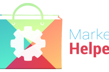 Como usar o Market Helper no Android