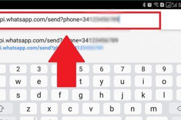 Como enviar mensagens via WhatsApp para um estranho sem adicioná-lo ao calendário de contatos do Android e iOS? Guia passo a passo