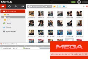 Obtenha 50 GB grátis para armazenamento com o MEGA v2!