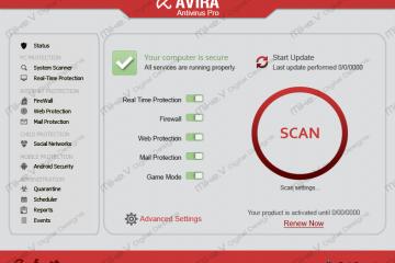 O melhor antivírus para Windows 10
