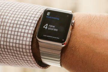 Aplicativos que não devem faltar no seu Apple Watch
