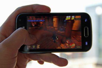 Os melhores jogos para o Samsung Galaxy Ace