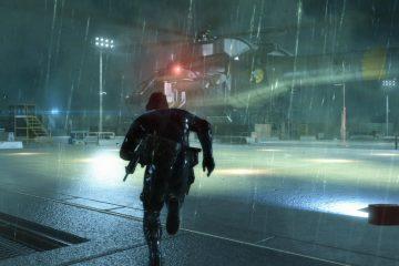 Baixe Metal Gear Solid V: Ground Zeroes para Android. Ação e furtividade do bem