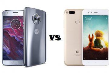 Moto X4 vs Xiaomi Mi A1: Qual devo comprar?