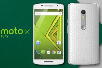 Como melhorar o desempenho do Motorola Moto X Play?