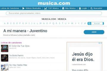 Quais são os melhores sites para procurar letras de músicas? Lista 2019