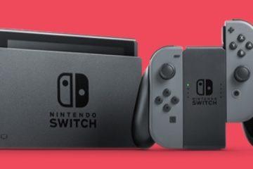 É o Nintendo Switch Touch?
