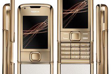 Baixe WhatsApp grátis para Nokia 8800 Gold Arte