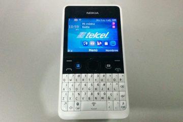 Ative o Wi-Fi nos telefones Nokia Asha Veja como é fácil!