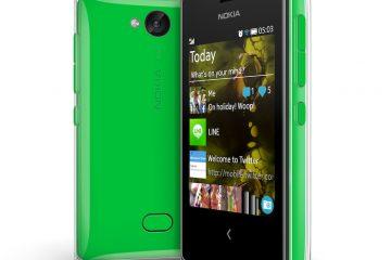 É assim que você deve fazer uma captura de tela no Nokia Asha 503