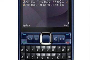 Baixe WhatsApp grátis para Nokia E63