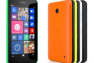 É assim que você pode desbloquear um Nokia Lumia 630