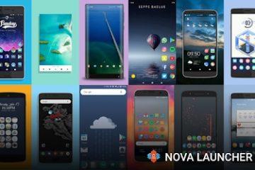 Quais são os melhores lançadores para personalizar seu telefone Android? Lista 2019