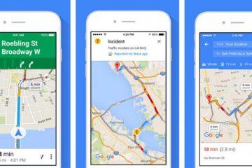 Quais são as melhores alternativas ao Google Maps gratuitas e pagas? Lista de 2019