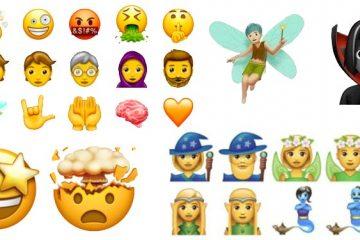 Como atualizar os emojis do WhatsApp? Descubra os novos emoticons