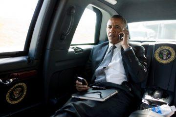 Por que Barack Obama usa um BlackBerry e não um iPhone?
