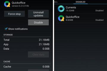 Como ocultar ícones de aplicativos no Android