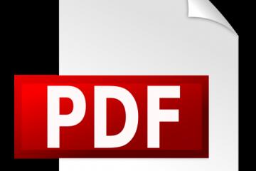 Tutorial: desbloquear um PDF protegido por senha