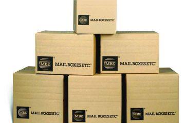 Como rastrear pacotes de caixas de correio ETC