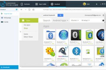 Como transferir aplicativos para outro telefone celular via Bluetooth