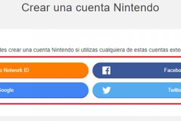 ¿Cómo crear una cuenta en Nintendo Network ID fácil y rápido? Guía paso a paso