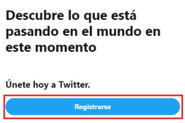 Como criar uma conta gratuita no Twitter em espanhol fácil e rápido? Guia passo a passo