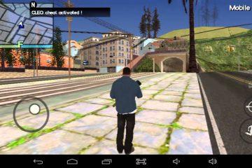 Como jogar GTA V Online no Android