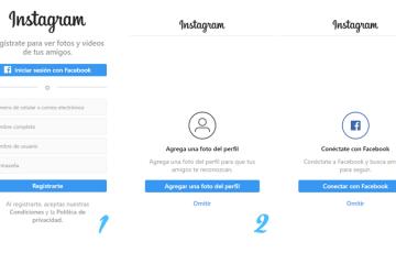 Como criar uma conta gratuita do Instagram em espanhol, fácil e rápido? Guia passo a passo