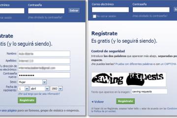 Como criar uma conta do Facebook em espanhol fácil e rápido? Guia passo a passo