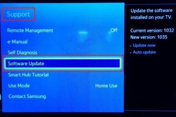 Como atualizar um Samsung Smart TV de maneira fácil e rápida? Guia passo a passo
