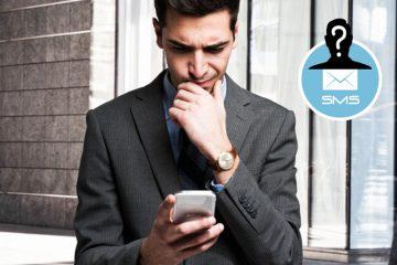 Como enviar um SMS anônimo da Internet de graça? Guia passo a passo