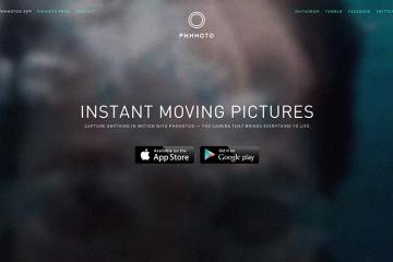 Faça o download do Phhhoto para Android. Transforme suas fotos em gifs animados
