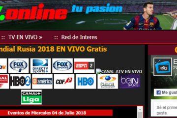 Quais são os melhores sites para assistir futebol online e grátis? Lista 2019