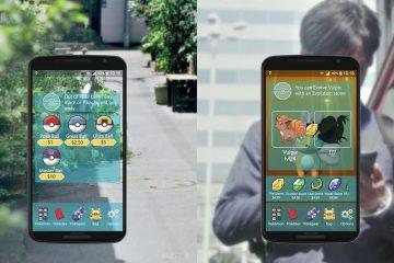 Como remover a conta Pokémon Go