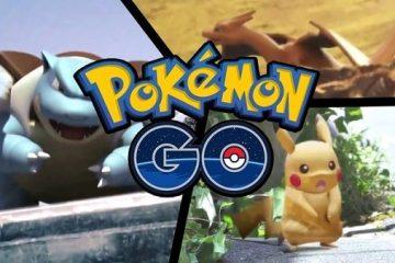 Pokémon não aparecem no Pokémon Go