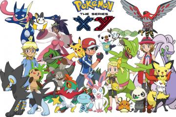 Faça o download do Pokémon XY para DraStic