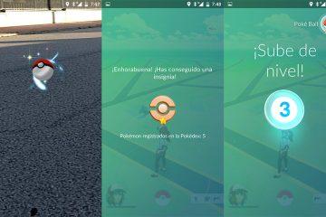 Como jogar Pokemon Go sem ter um giroscópio no celular?