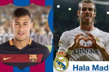 Coloque o escudo do Real Madrid ou do FC Barcelona no perfil do Facebook