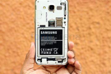 Por que NÃO carrega a bateria do Samsung Galaxy J5?