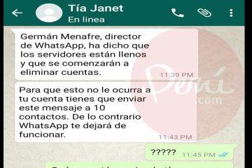 Por que não devemos acreditar no que lemos no WhatsApp