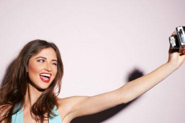 Por que fico mais feia em selfies do que em fotos normais?