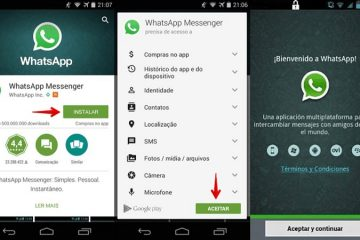 Como criar uma conta gratuita do Whatsapp Messenger? Guia passo a passo