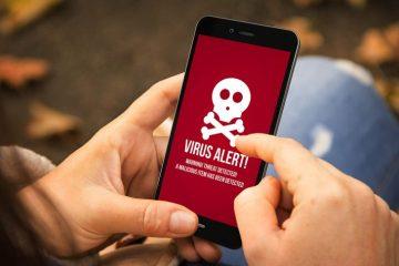 Quais aplicativos têm vírus no Android?