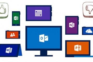 Quais são as melhores alternativas gratuitas para o Microsoft Office para Windows e Mac? Lista 2019