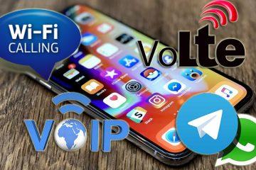Como fazer chamadas nacionais e internacionais gratuitas a partir do seu smartphone para iPhone? Guia passo a passo