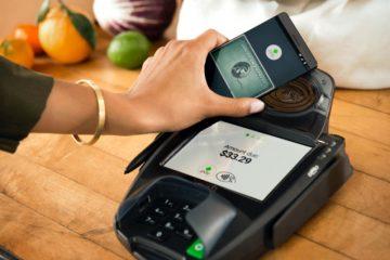 Quais telefones são compatíveis com o Android Pay?