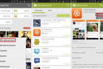 O que acontece se eu NÃO atualizar os aplicativos no Android?