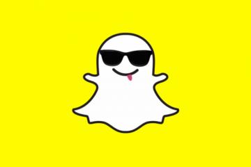 O que significa a ampulheta no Snapchat?