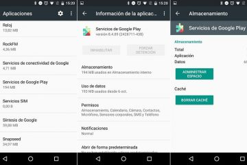 O que são os Serviços do Google Play e como atualizá-los?